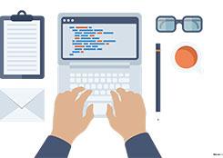 برنامه نویسی نرم افزار به زبان های مختلف