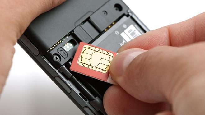 آموزش رجیستری و فعالسازی گوشی موبایل
